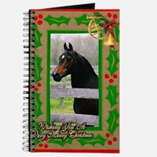 Morgan Horse Christmas Journal