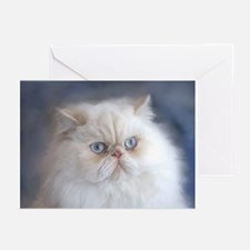 Purr-Fect Persian_UseThisOne Greeting Cards