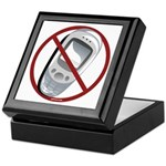Anti-Cellphone Keepsake Box