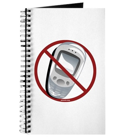 Anti-Cellphone Journal