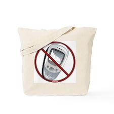Anti-Cellphone Tote Bag