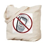 Anti-Cellphone Tote Bag