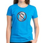 Anti-Cellphone Women's Dark T-Shirt