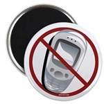 Anti-Cellphone Magnet