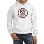 Anti-Cellphone Hooded Sweatshirt