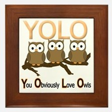 YOLO Framed Tile