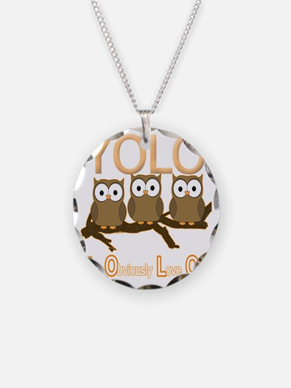 YOLO Necklace