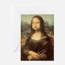 Mota-Lisa-JRNL Greeting Card