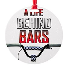 A Life Behind Bars Ornament