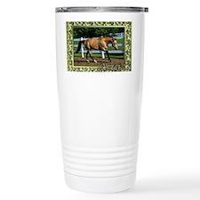 Buckskin Quarter Horse  Thermos Mug