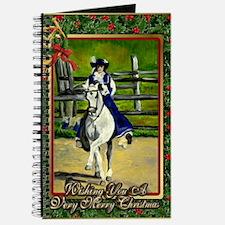 Lusitano Dressage Horse Journal