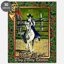 Lusitano Dressage Horse Puzzle