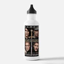 Night of the Templar 1 Water Bottle