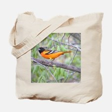 Northern Oriole Tote Bag