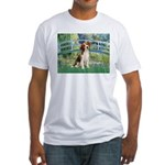 Bridge & Beagle Fitted T-Shirt