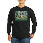 Bridge & Beagle Long Sleeve Dark T-Shirt