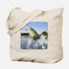 Miss Bass Tote Bag