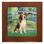 Bridge & Beagle Framed Tile