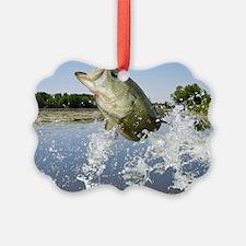 Miss Bass Ornament