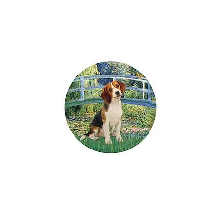 Bridge & Beagle Mini Button (10 pack)
