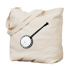 Banjo Bluegrass Shirt Tote Bag