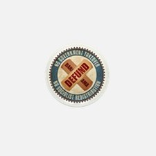 Defund Barack Obama Mini Button