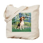 Bridge & Beagle Tote Bag
