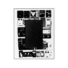 Pedal Board black Picture Frame