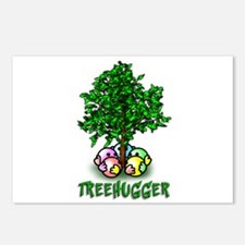 Cutest Treehugger Postcards (Package of 8)