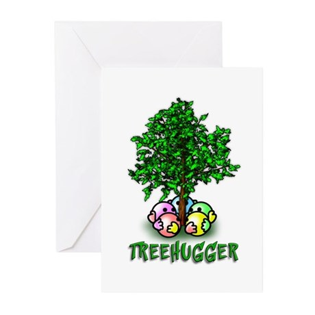 Cutest Treehugger Greeting Cards (Pk of 10)