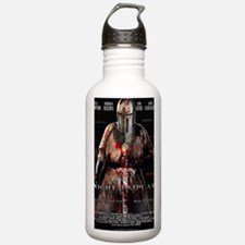 11x17 NO Battle with T Water Bottle
