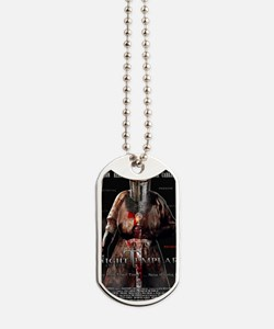 11x17 NO Battle with Tag with Block Dog Tags