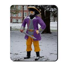 Snow Pirate Mousepad