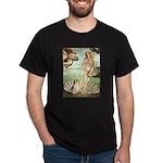 Venus & Beagle Dark T-Shirt