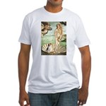 Venus & Beagle Fitted T-Shirt