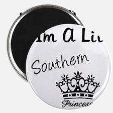 Lil' Southern Princess Magnet