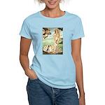 Venus & Beagle Women's Light T-Shirt