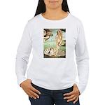 Venus & Beagle Women's Long Sleeve T-Shirt