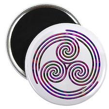 Triple Spiral - 11 Magnet