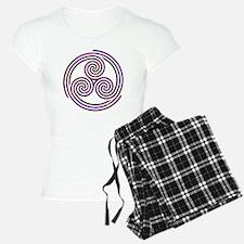 Triple Spiral - 11 Pajamas