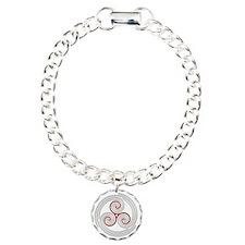 Triple Spiral - 8 Bracelet