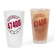 Assembly Hall 47408 Drinking Glass