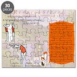 Yoga Puzzles
