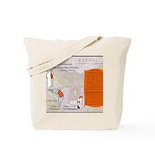 Yoga Pranayama Tote Bag
