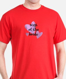 Aunt of the Bride T-Shirt