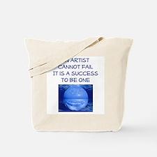Artist Tote Bag