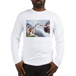 Creation of the Beagle Long Sleeve T-Shirt
