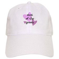 Aunt of the Groom Baseball Cap