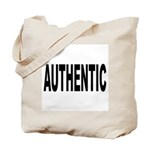 Authentic Tote Bag