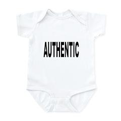 Authentic Infant Bodysuit